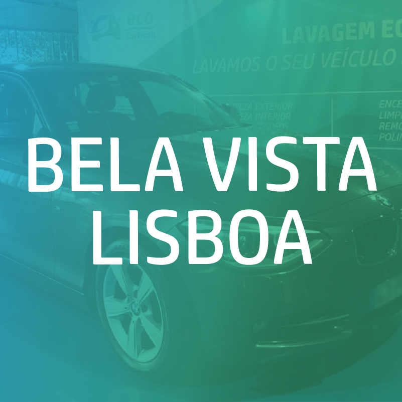 ECW Centro Lavagem Bela Vista Lisboa